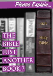 Is The Bible Just Another Book