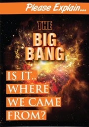 The Big Bang - Is It Where We Came From